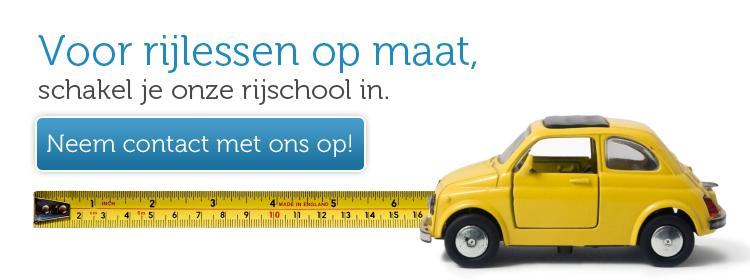 Rijschool in Zwolle